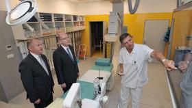 Lékařská komora znovu uhodila na premiéra: Potřebujeme peníze pro nemocnice