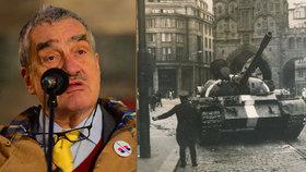 Schwarzenberga zděsili Rusové. Okupantům ČSSR chtějí dát miliony a uznání
