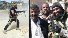 Noční můra ISIS je zpět! Anděl smrti masakruje islamisty v Iráku