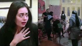 Nejkrutější šprým v historii? Egyptští šprýmaři unesli herečku převlečení za teroristy z ISIS