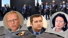 Politici se postavili Zemanovi: Ať genocidu Arménů řeší historici, ne my