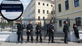 Utajované setkání mocných začalo. Konferenci Bilderberg hostí Drážďany