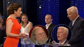 """Hádka o socialismus u Jílkové: Křik, """"toaleťák"""" a internacionální pomoc Rusů"""