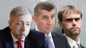 Názorové veletoče: Šlachta možná stáhne rezignaci, Babiš hrozí koncem koalice