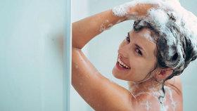 Sprcha každý den? Blbost! 10 nej chyb ve sprše
