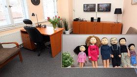 Výslechová místnost jako pokojíček: Policisté v ní budou zpovídat děti a týrané osoby