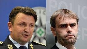 Tuhý: Šlachta dostal nabídku šéfovat nové policejní centrále. Ale odmítl ji