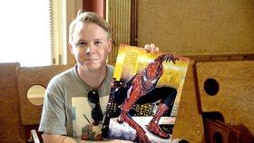 Cross se promění v komiksový svět: Nechte se namalovat od známých výtvarníků, zvou organizátoři Crweconu