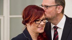 Žalobce o Nagyové: Tlačila Nečase k rozvodu, měla motiv