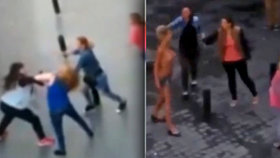 Válka prostitutek v Madridu: Polonahé lehké děvy se mydlí hlava nehlava!