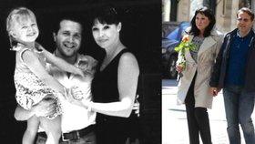 Stará fotka odhalila tajemství: Dáda v objetí s Italem už před 18 lety