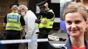 Útočník zabil poslankyni (†41). Matka dvou dětí nechtěla brexit, kampaň utichla