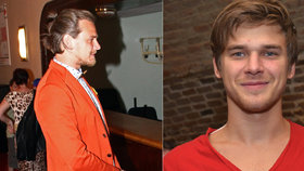 Vojta Dyk se začíná podobat své Táně Vilhelmové: Už také nosí culíček!