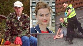 Vrah britské poslankyně měl doma orlici s hákovým křížem. A články o Breivikovi