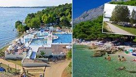 Chystáte se na dovolenou do Chorvatska? Známe 10 nejlepších kempů!