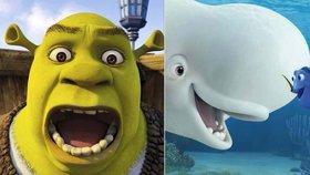Nejúspěšnější animovaný debut všech dob: Dory skolila i Shreka