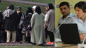 Čeští experti: Kolik je u nás muslimů a jak se je podařilo integrovat?