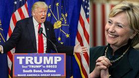"""Trump: """"Ženy mě nechávají, abych je osahával."""" Po omluvě """"kopl"""" i do Hillary"""