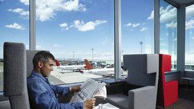 5 + 1 tip kam na letišti za zábavou
