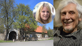 Petr Hapka (†70) dědice obdaroval i po smrti: Místo milionů ale dostali necelých 300 tisíc