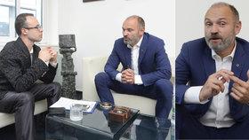 Exministr vnitra Ivan Langer: Jsme ve 2. poločase státního převratu
