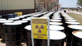 Zločinci chtěli prodávat radioaktivní uran, kdo ho měl použít?