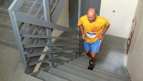 Dokážete vyběhnout 27 pater schodů? Na Pankráci se bude závodit v mrakodrapu