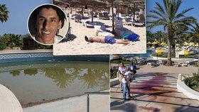 Z tuniského hotelu, kde zemřelo 38 turistů, je... hotel duchů