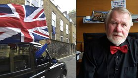 Brexit je nebezpečný. Štětina: Unie přišla o nejlepší armádu, hrozí opět války