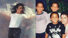 Z pedofilie obviňovaný Michael Jackson (†50): Zneužíval a uplácel vlastní synovce?!