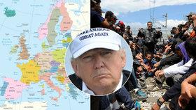 Poražený Trump: Soudci stopli dekret proti imigrantům, prezident spor požene výš