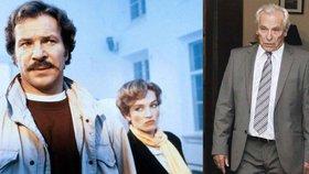 Dabér Švehlík zkritizoval Schimanskiho: Nebyl to moc dobrý herec...