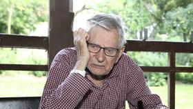 Bolestné tajemství Jana Skopečka (†94): Vnučku mu zabil nádor mozku