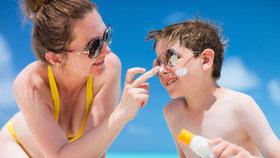 Test opalovacích přípravků pro děti: Kterými je raději nemazat?