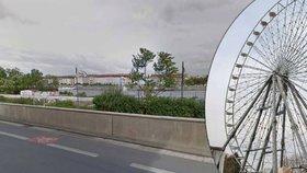 Ruské kolo v Praze památkáři zatrhnou: 60 metrů je pro ně moc vysoko