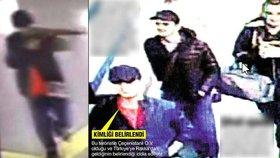 Teror v Istanbulu: Útočili Rus, Uzbek a Kyrgyz, tvrdí turecké úřady