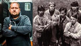 Tomáš Waschinger (48), zakládající člen Lucie: Vojna mi vzala kapelu!