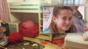 Útočník ubodal spící dívku (†13): Palestince zastřelila stráž