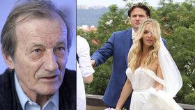 Za vším hledej Kuchařovou: Stojí modelka za změnou příjmení Ondřeje Brzobohatého?