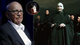 """Murdoch jako Voldemort s plínkou a pobočník Farage: Hvězda se opřela do """"strůjců"""" brexitu"""
