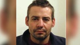 Zásahovka chytila uprchlého vězně Davida V.: Byl ozbrojený!