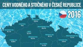 Velký přehled drahé vody v Česku. A místo čističek tečou peníze do ciziny