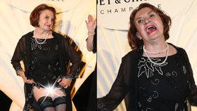 Vyléčená alkoholička Holubová ve Varech: Rozhalila PODPUPENDO! A smála se jako šílená