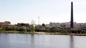 Komunitní zahrada, přístav nebo pikniky: U modřanského cukrovaru se budou setkávat sousedé