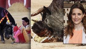 Vdova po toreadorovi, kterého zabil býk: Můj život skončil, nemám sil