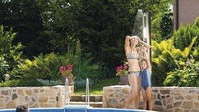 Jak si vybrat solární sprchu?