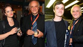Táta Michael Kocáb vyvedl děti: Natálie s Michaelem tátu nezapřou!