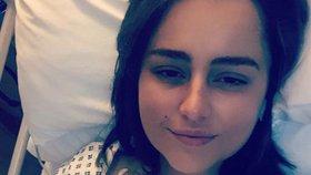 Myslela si, že bolest hlavy je z kocoviny: Měla ale nádor na mozku