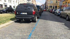 Krize v parkování? Nové zóny vzniknou ve dvou pražských částech