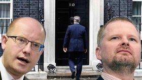 Cameron skládá funkci: Odchází včas, míní Sobotka. Jeho přístup ocenil i Fiala